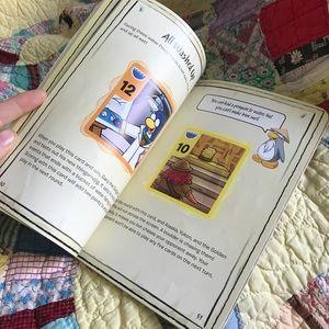 Disney Other - DISNEY Club Penguin Cad-Jitsu Handbook Book